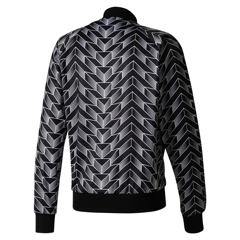 c16408144881 Details about adidas ORIGINALS SOCCER SUPERSTAR TRACK TOP BLACK FOOTBALL  CASUALS S M L JACKET