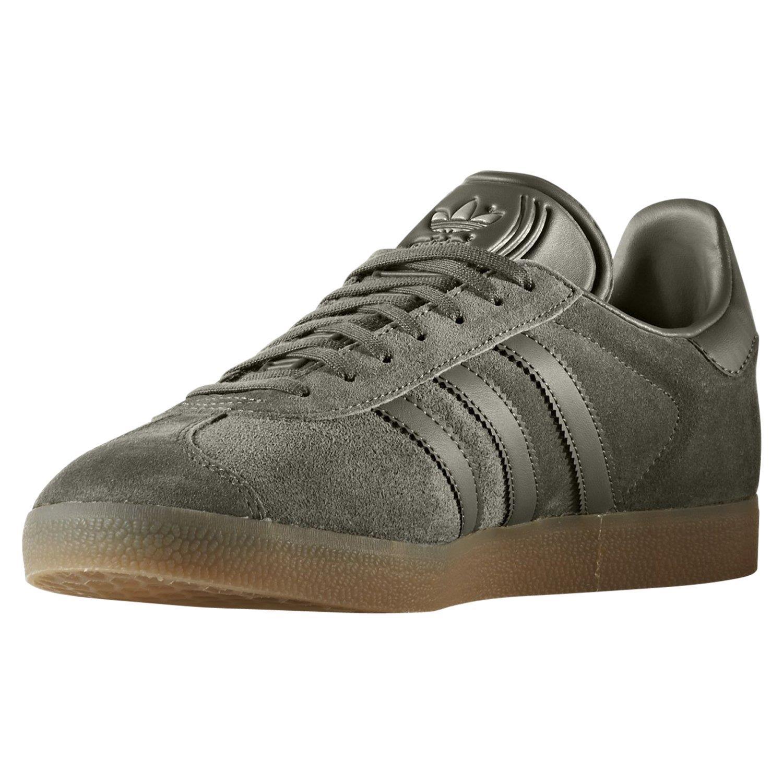 Adidas Originals Herren Grau Gazelle Turnschuhe Sneakers Retro Vintage NEU | eBay