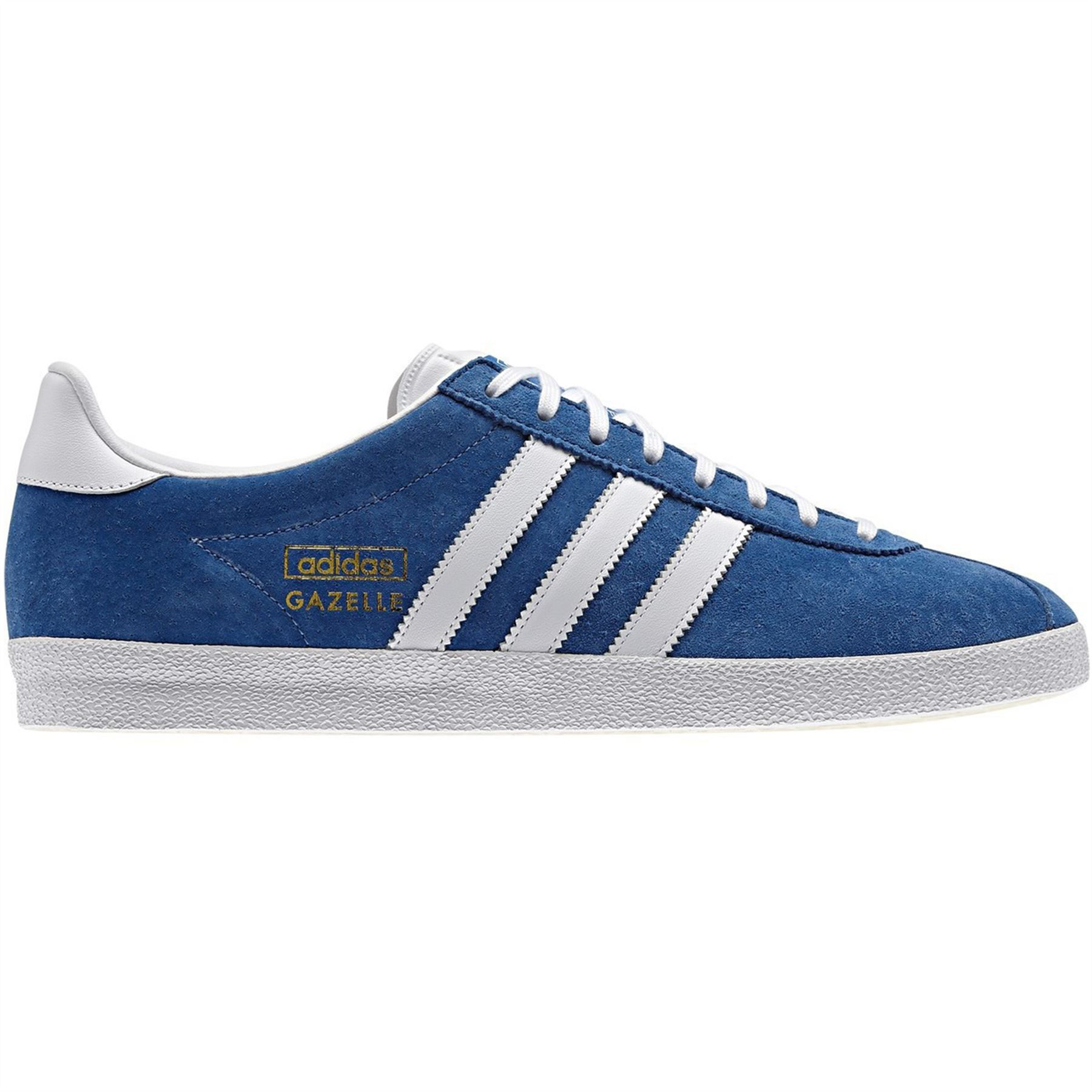 Adidas Gazelle Blue Red