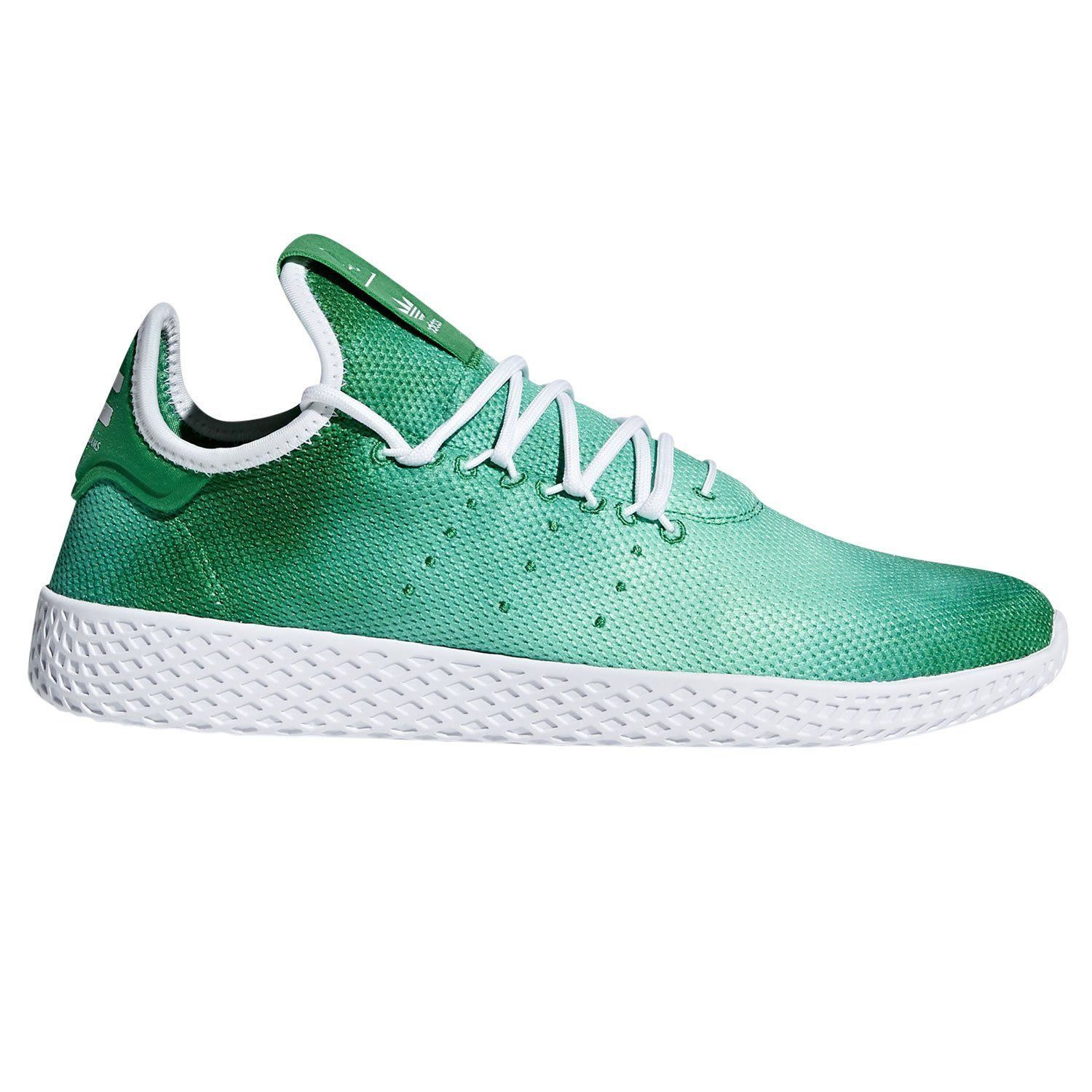 ADIDAS X PHARRELL WILLIAMS PW Tennis mesh Blanc Vert
