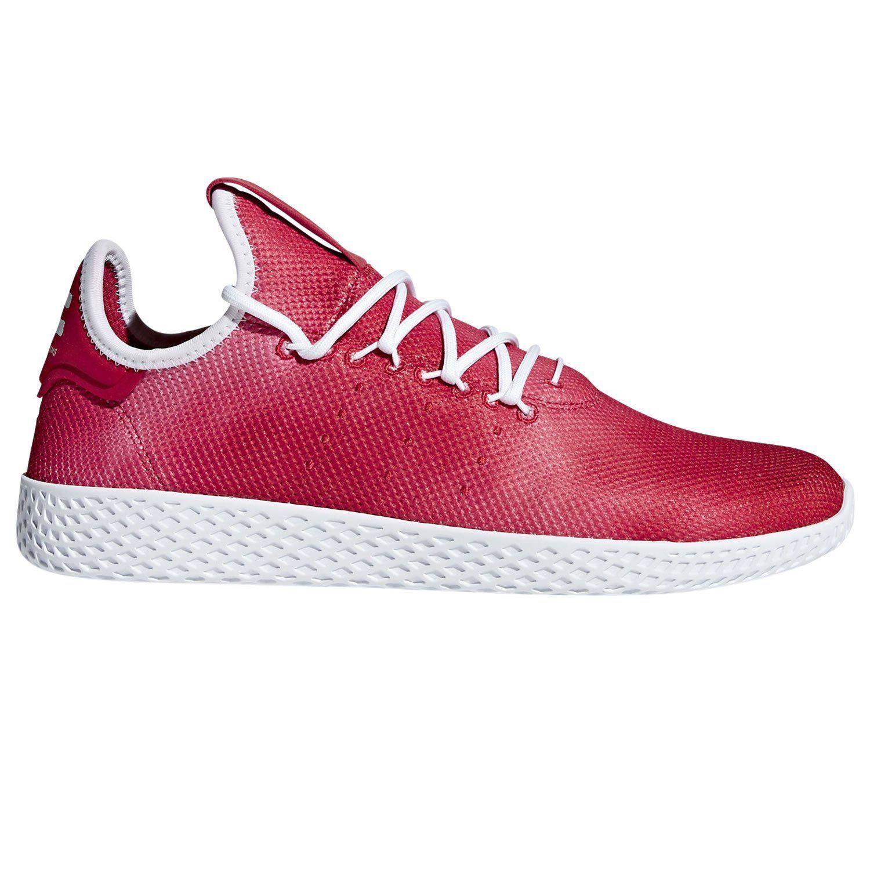Rojo Deportivas adidas originals Pharrell Williams Tennis
