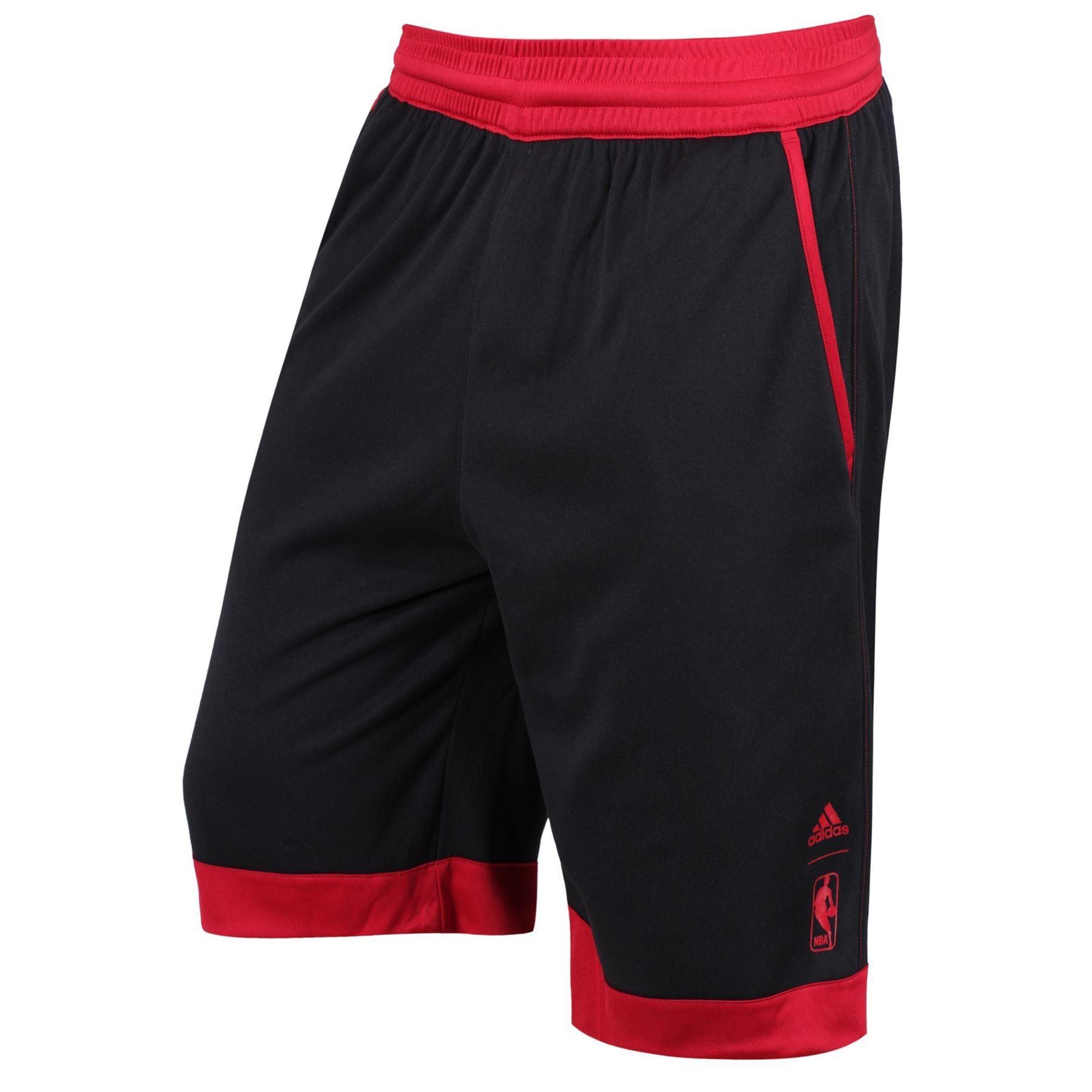 ea1d1086dfe3 ... cheap adidas miami heat jersey shorts black basketball summer beach  holidays 45db8 5cdc5
