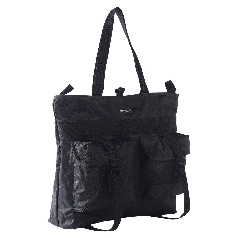 1bd04370e4 SHOPPER BAG AZ0274 nero SHOPPING COLLEGE UNIVERSITY ADIDAS ORIGINALS donna