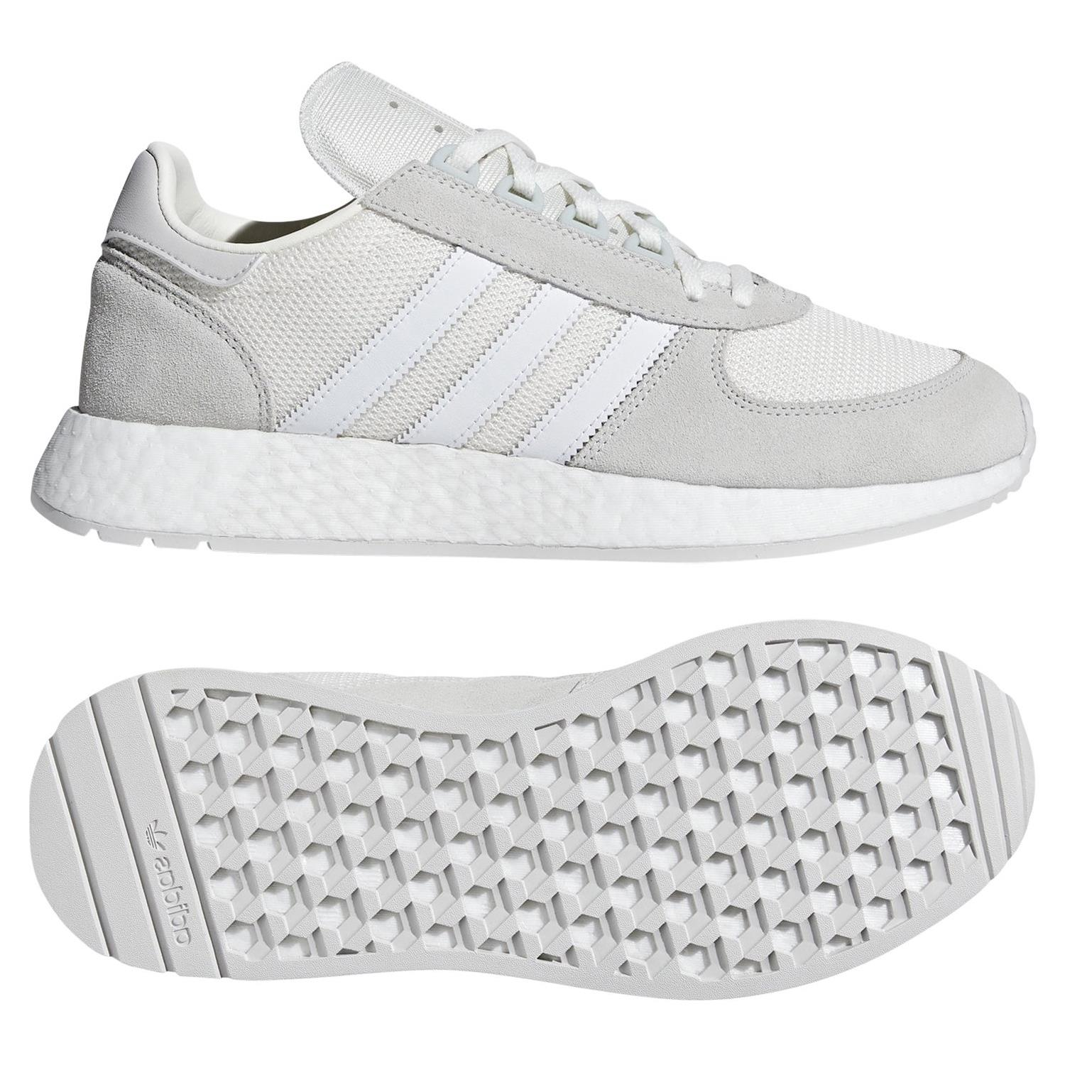 check out cd4fb 06ca4 Details about adidas ORIGINALS MARATHON X 5923 TRAINERS WHITE SHOES  SNEAKERS RETRO INIKI MEN S