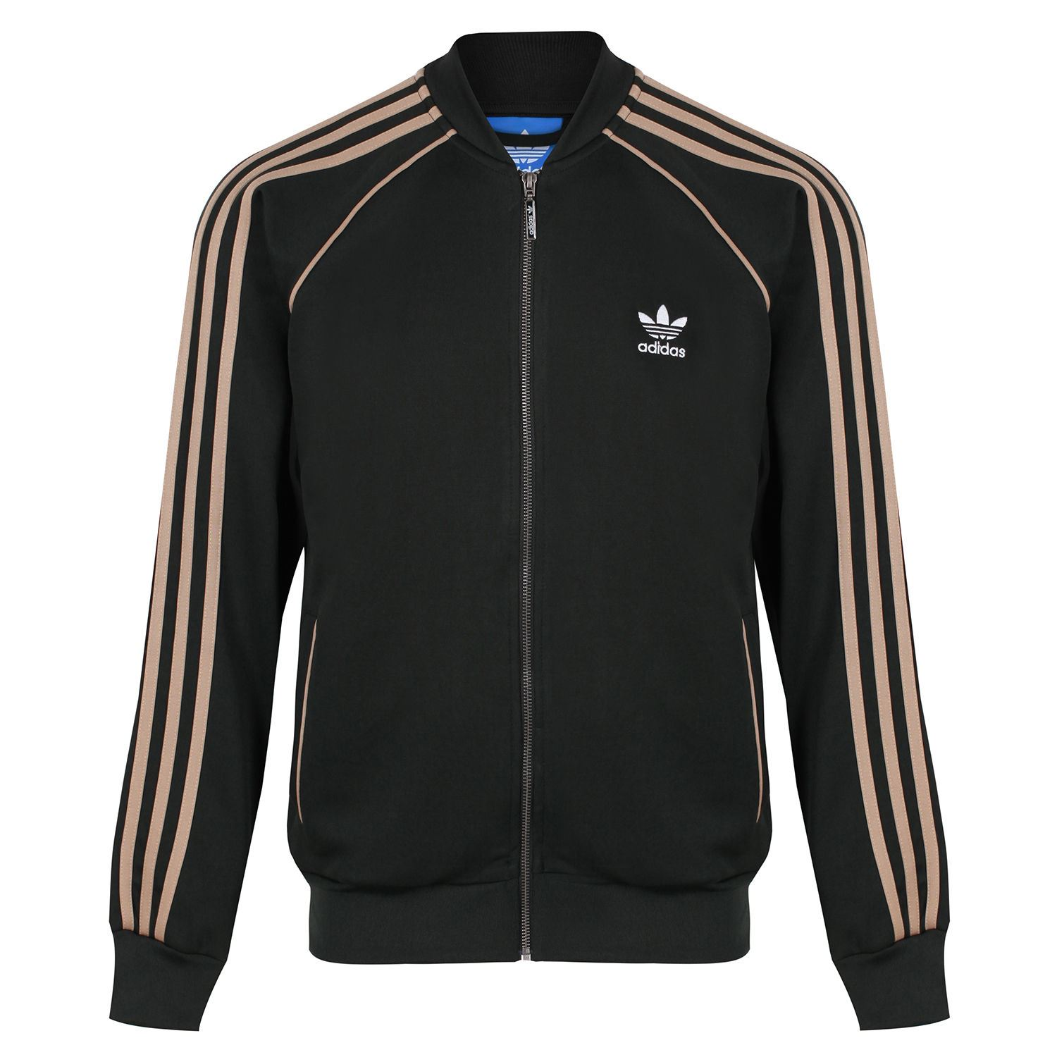 adidas Originals Mens Superstar Track Jacket at Amazon