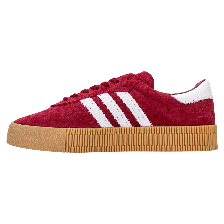 adidas Schuhe – Sambarose W weißsilberschwarz