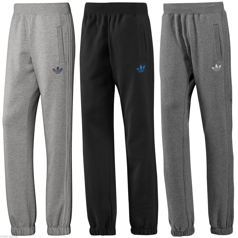 Détails sur Adidas Originals Homme Jogging Training Track Pantalon De Survêtement BNWT livraison gratuite afficher le titre d'origine