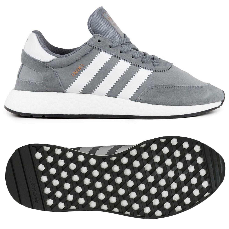 watch 497c2 3374e Adidas ORIGINALS INIKI UNISEX instructores hombres  S zapatos RETRO grado  de las mujeres B