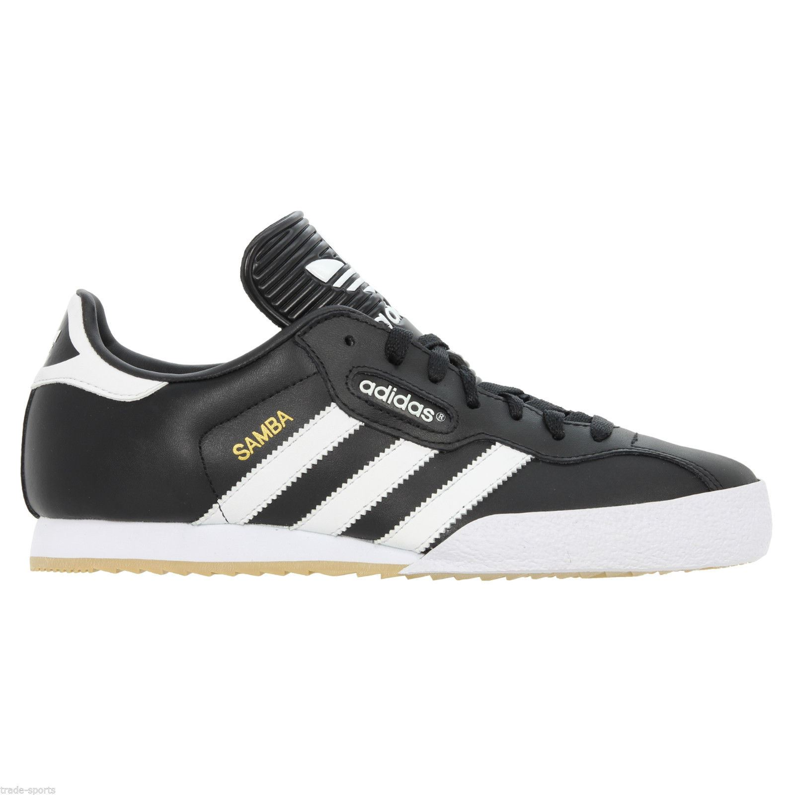 buy online 9d496 80b97 Details about adidas ORIGINALS SAMBA SUPER TRAINERS MEN S SNEAKERS SHOES  RETRO FOOTBALL