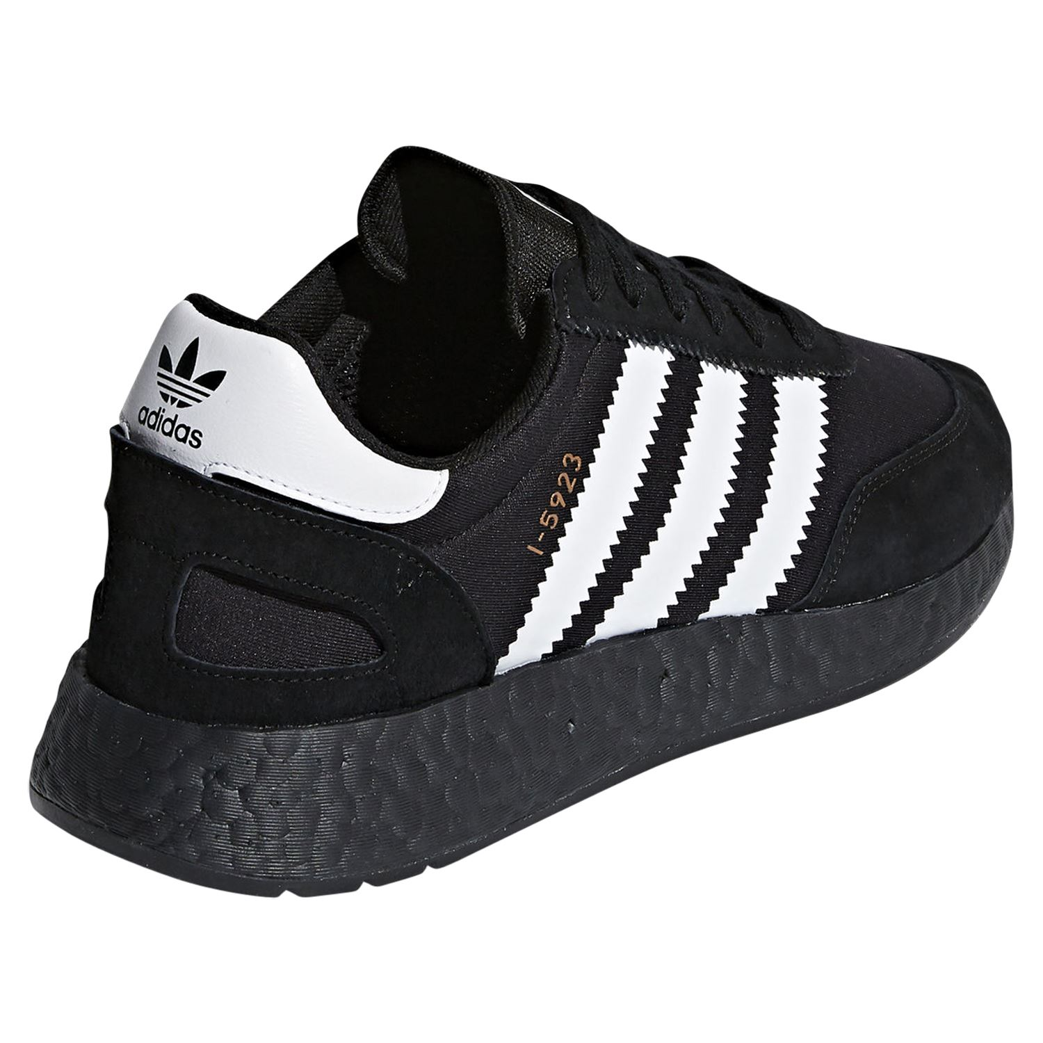 arrives 8d3c7 7e6c6 adidas ORIGINALS MEN S INIKI BOOST I-5923 TRAINERS BLACK SNEAKERS SHOES