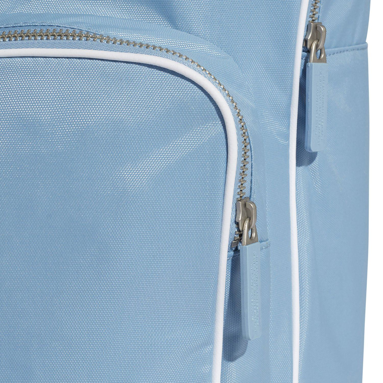 023738b8d89c adidas ORIGINALS UNISEX ADICOLOR BACKPACK BLUE SCHOOL BAG RETRO VINTAGE NEW  BNWT