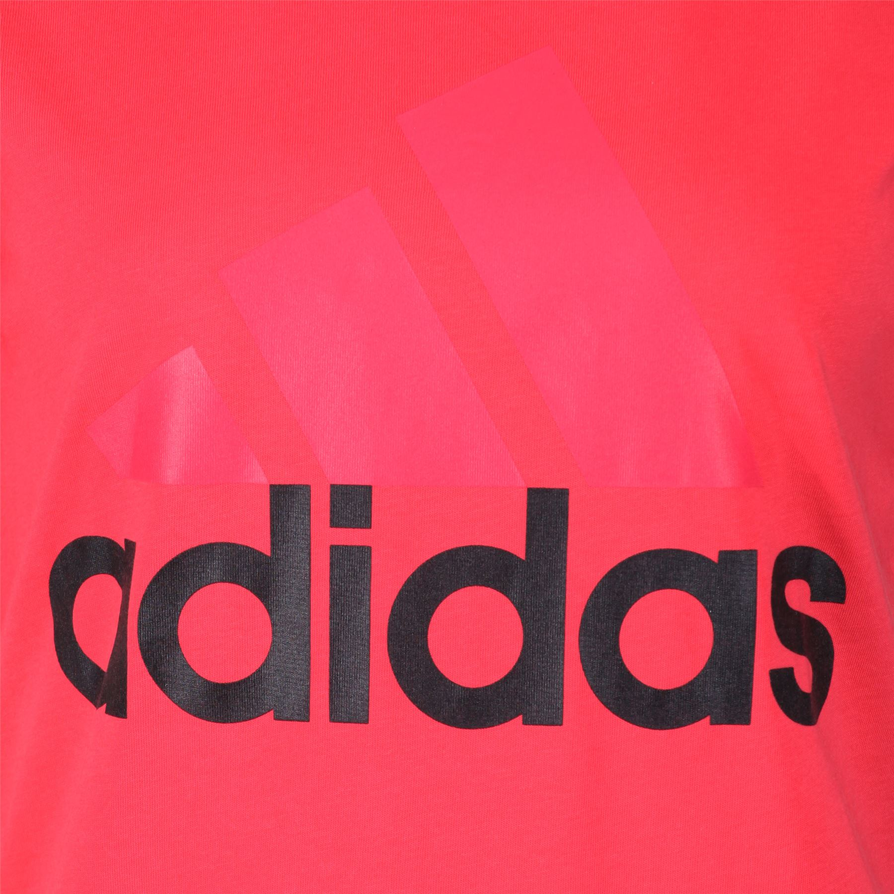 adidas-WOMEN-039-S-ESSENTIALS-LINEAR-T-SHIRT-GYM-BLACK-PINK-WHITE-NAVY-GIRLS-LADIES thumbnail 21
