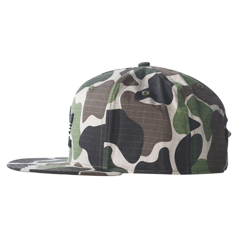 Details about adidas ORIGINALS UNISEX CAMO TREFOIL SNAPBACK CAP HAT GREEN  MEN S WOMEN S NEW 8a0ba57927fb