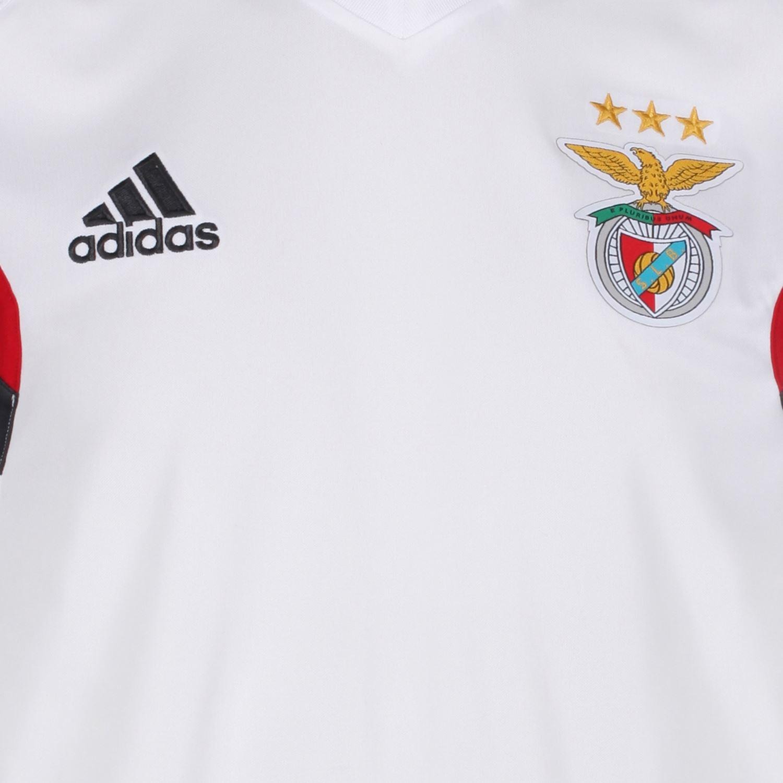 Football com category football kits image sl benfica 1st kit - Adidas S L Benfica Men S Training Shirt Football Soccer Futsal Adizero T Shirt