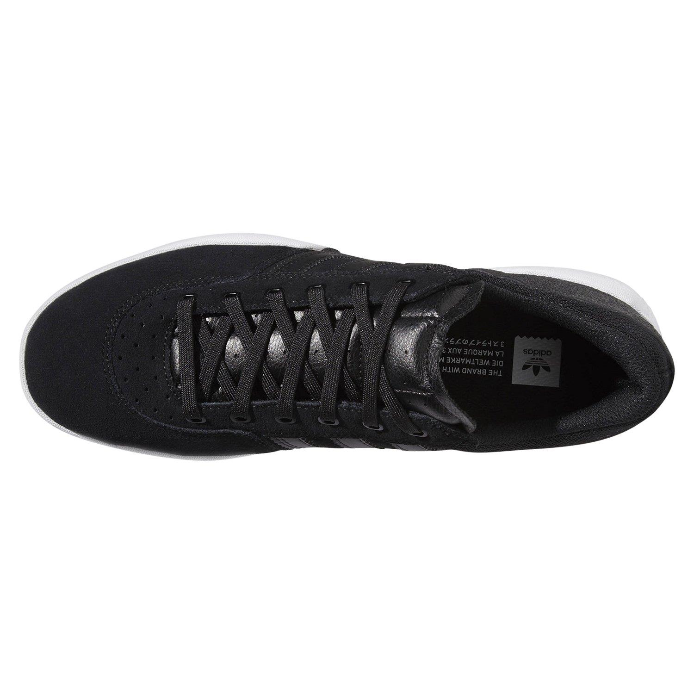 Dettagli su Adidas Originali UOMO Città Coppa le Scarpe da Tennis Nero Retrò Vintage Nuovo