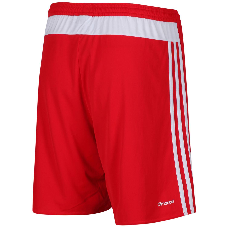 Détails sur Adidas Homme Football Shorts Climacool adizero Manchester United Suède Belgique afficher le titre d'origine