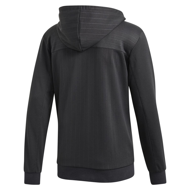Adidas ORIGINALS FULL ZIP HOODIE grau Jacke HOODIE TREFOIL RETRO XS S M L XL f16b37416e