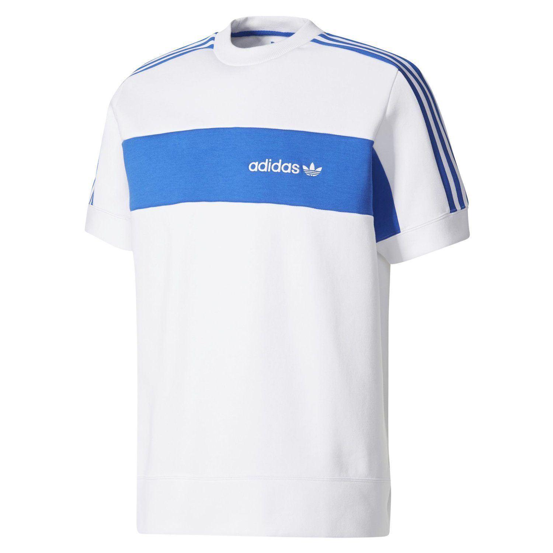 Originals Sudadera Adidas Hombre Redondo Camiseta Cuello Minoh qwpgdC