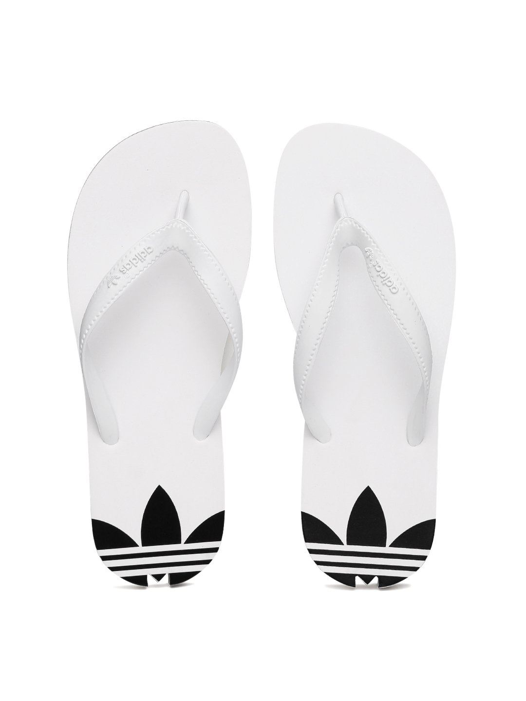 6f307a93376 Details about adidas ORIGINALS ADI SUN THONG FLIP FLOPS SANDALS WHITE  WOMEN'S KIDS BEACH NEW