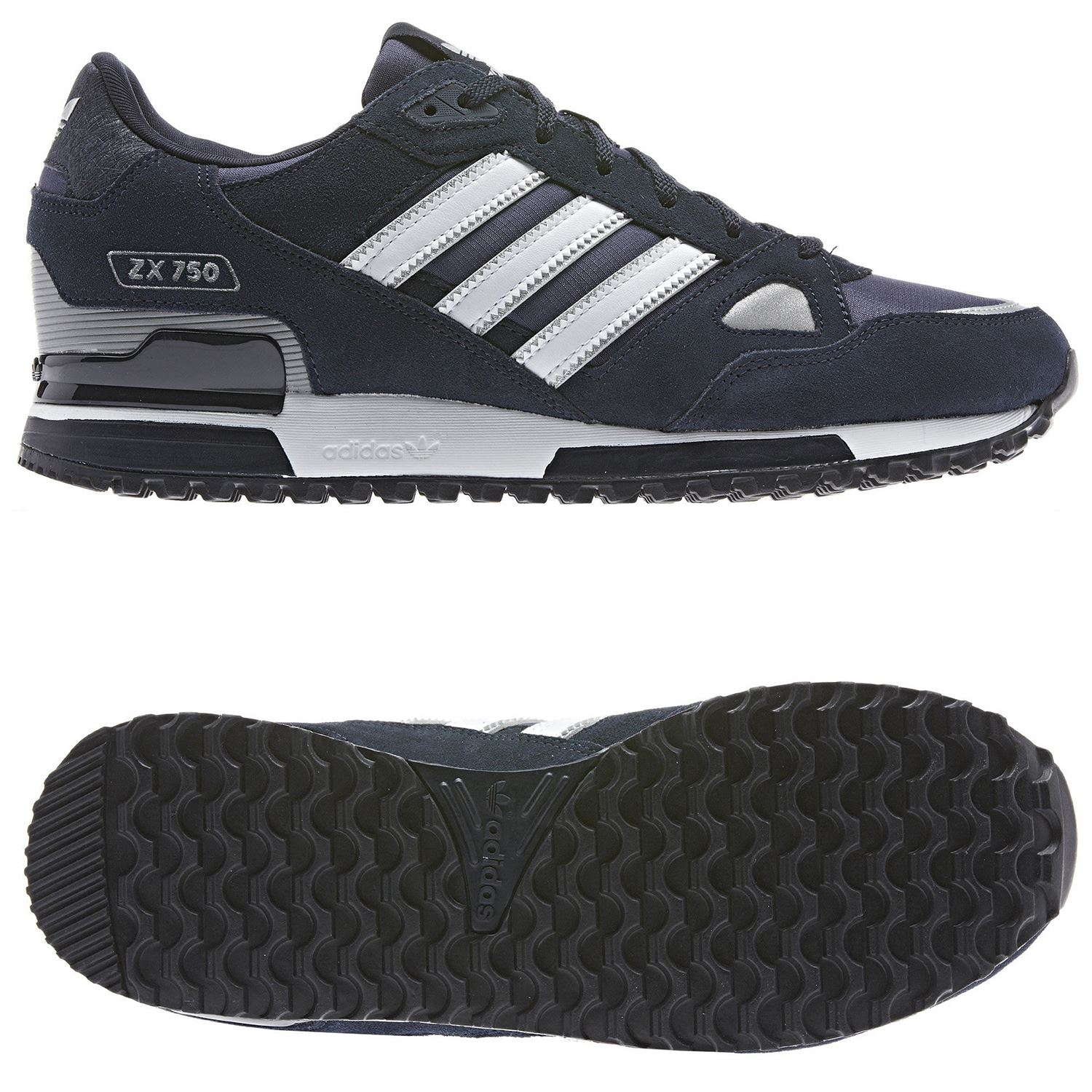 765c95ce5 ... new style picture 2 of 2 63692 e182c new style picture 2 of 2 63692  e182c  norway limited edition mens quick adidas zx 750 trainers suede  g20867 navy ...