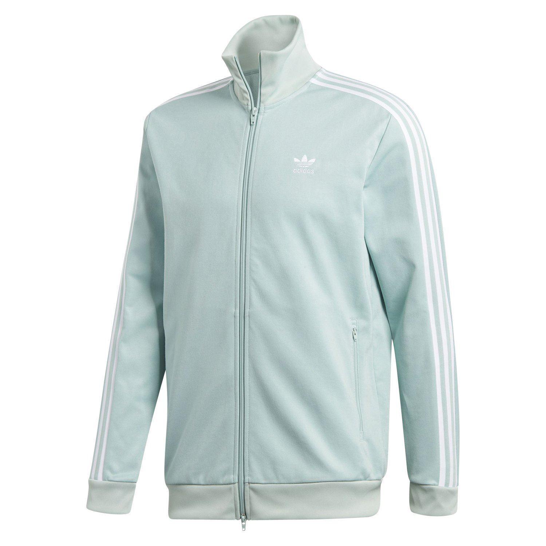Details about adidas ORIGINALS BECKENBAUER JACKET RED NAVY BLUE GREEN BEIGE XS S M L XL XXL