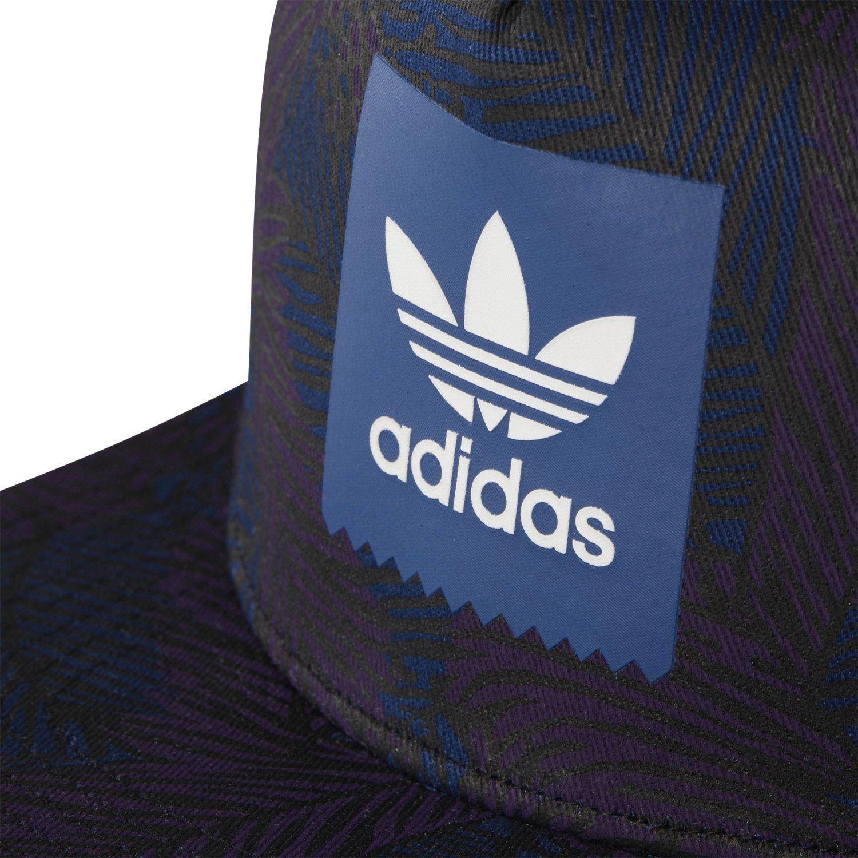 cb4522f6 Details about adidas ORIGINALS PALM TREFOIL SNAP BACK CAP BLUE HAT HOLIDAYS  SUN MEN'S TREFOIL