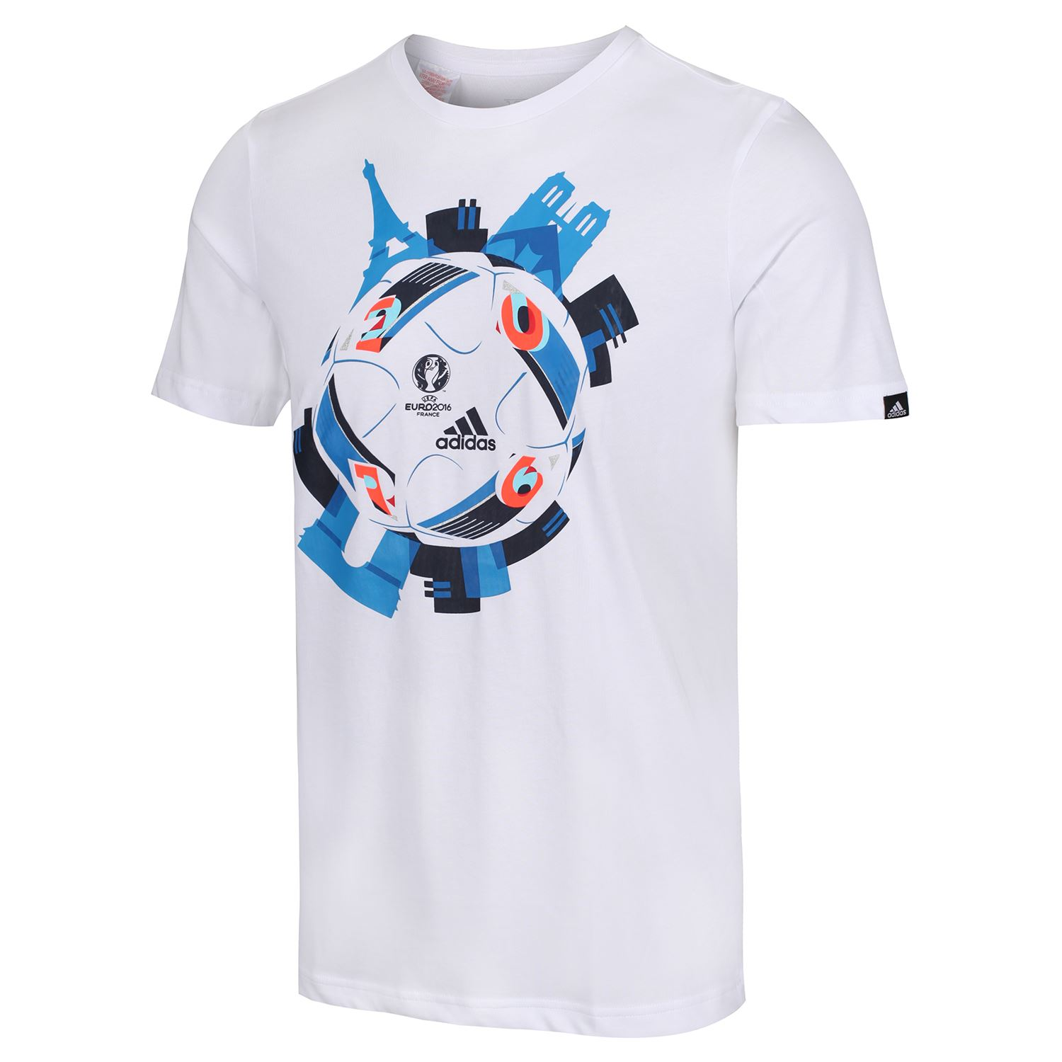 miniature 10 - Adidas-Enfants-Sports-T-Shirt-Garcons-Filles-9-10-To-15-16-ans-football-Crew