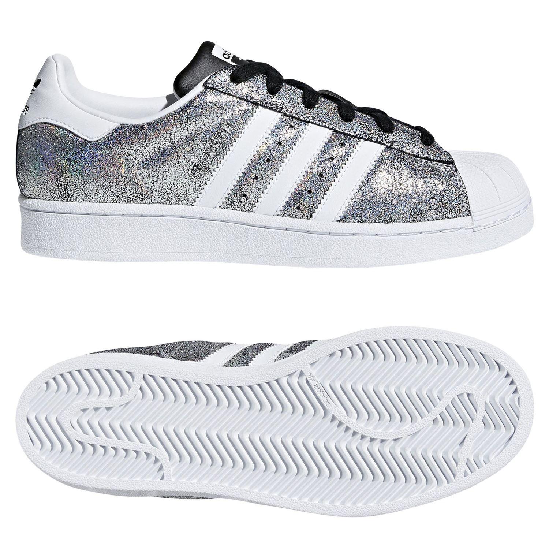 Détails sur Adidas Originaux FEMMES Superstar