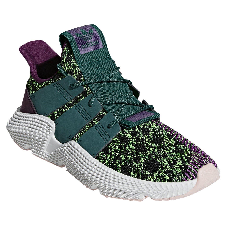 Detalles de Adidas Originals MUJER Dragon Ball Z Zapatillas Deerupt Prophere Verde