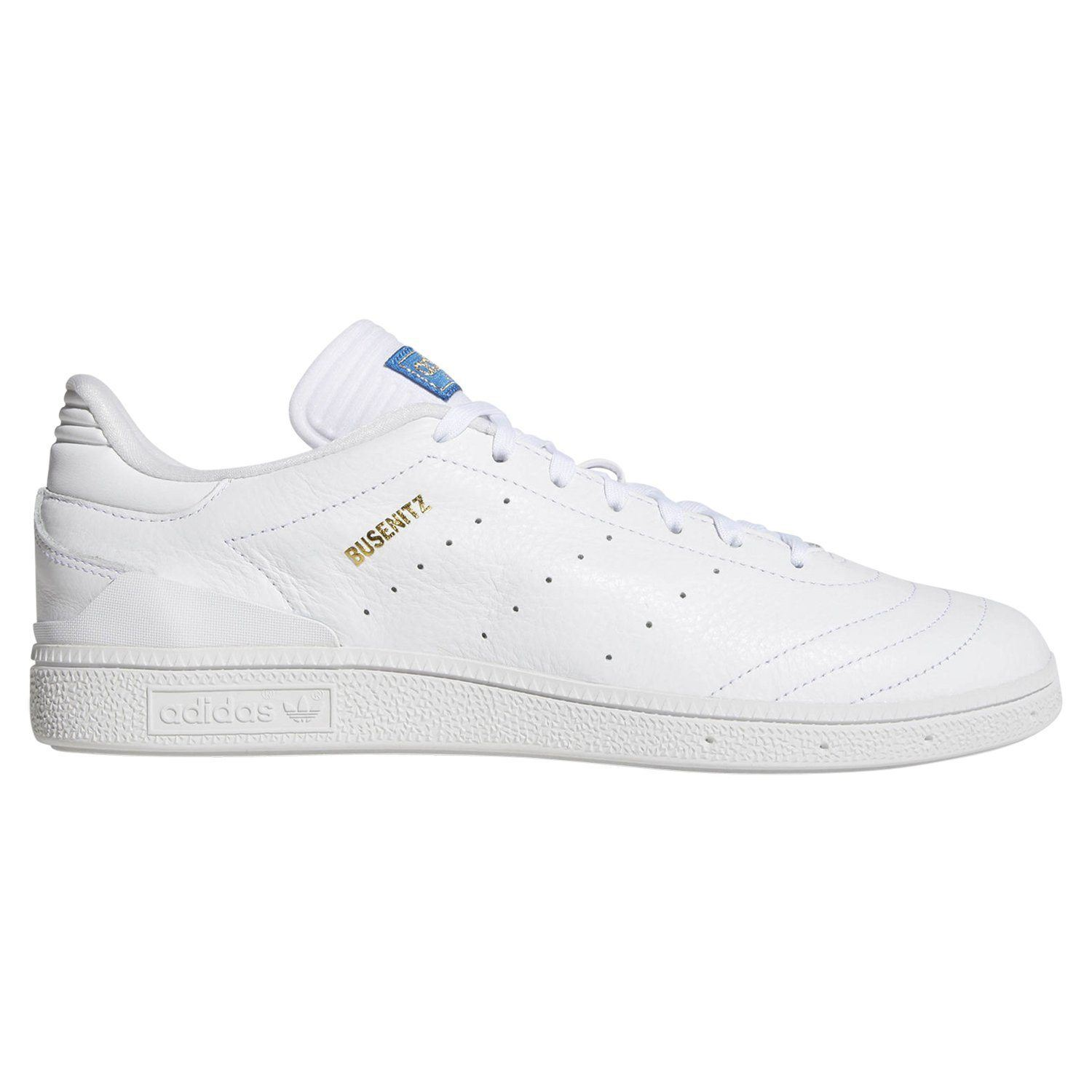 Details about adidas ORIGINALS MEN S BUSENITZ RX SKATE SHOES TRAINERS WHITE  SKATEBOARDING NEW e15fc368a