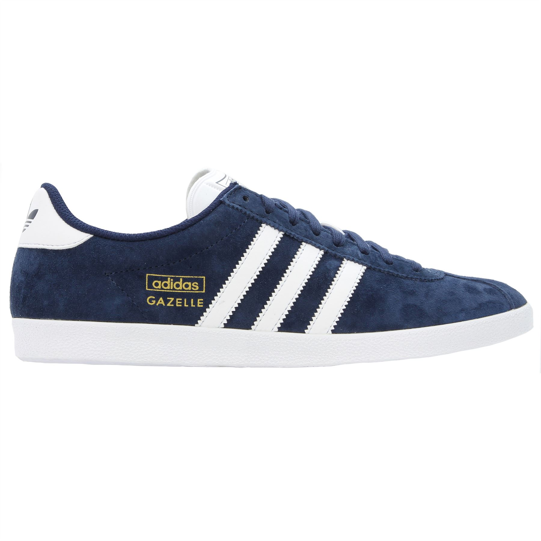 mens adidas gazelle trainers black