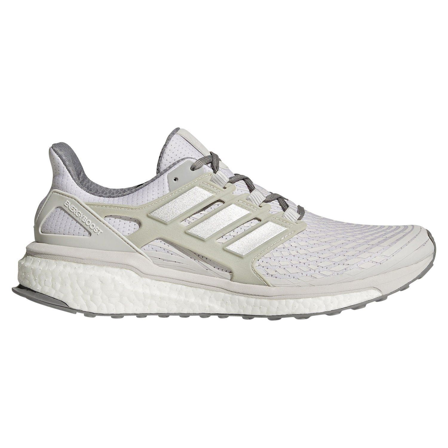 new style adfdf c0e70 Details about adidas MEN S ENERGY BOOST RUNNING TRAINERS WHITE RUNNING  COMFY SNEAKERS SHOE NEW