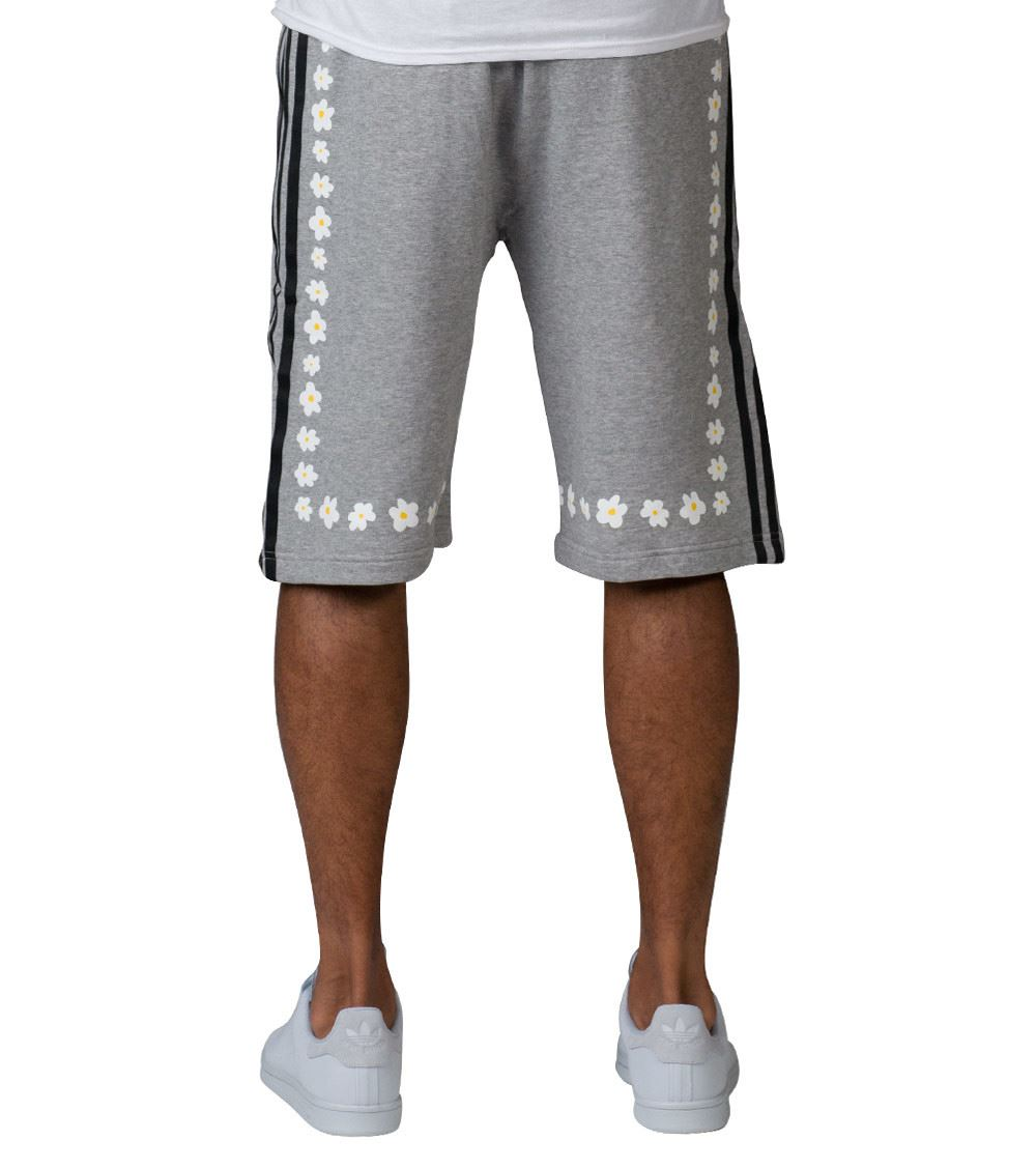 adidas ORIGINALS X PHARRELL WILLIAMS DAISY LONG SHORTS ...