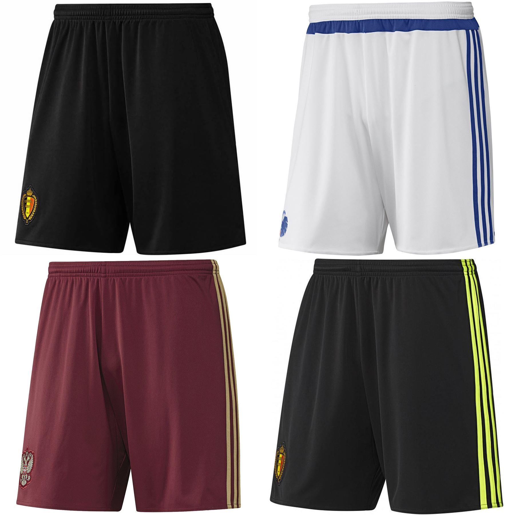 b59a8a94ee802 Adidas Niño Shorts de Fútbol Fútbol Niño Niña Tallas Junior ...
