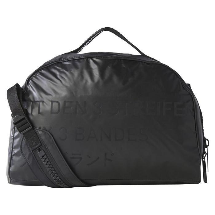1dbc91f61 adidas ORIGINALS WOMEN S NMD DUFFLE BAG BLACK SHOPPING GYM ACTIVE HOLIDAYS