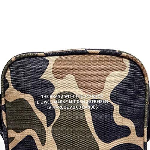 adidas ORIGINALS UNISEX MINI FESTIVAL BAG CAMO RETRO VINTAGE PARKLIFE NEW BNWT