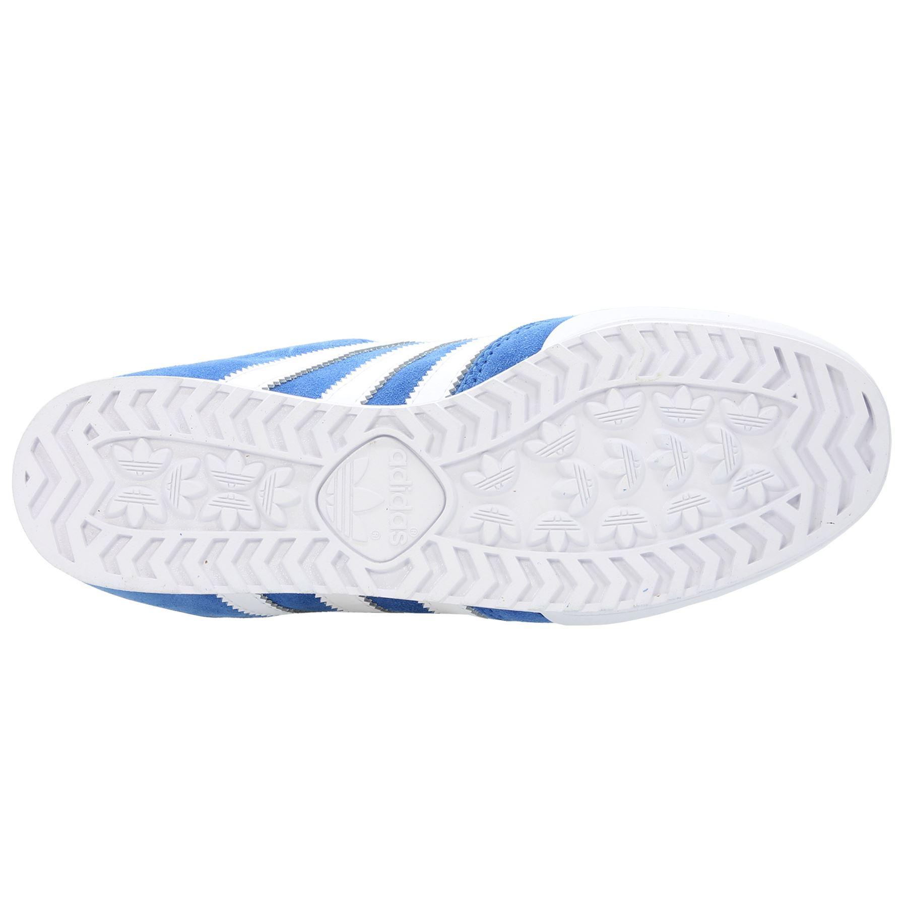 Entraîneurs Des Hommes Adidas Superstar Taille 9 BLU3d4s