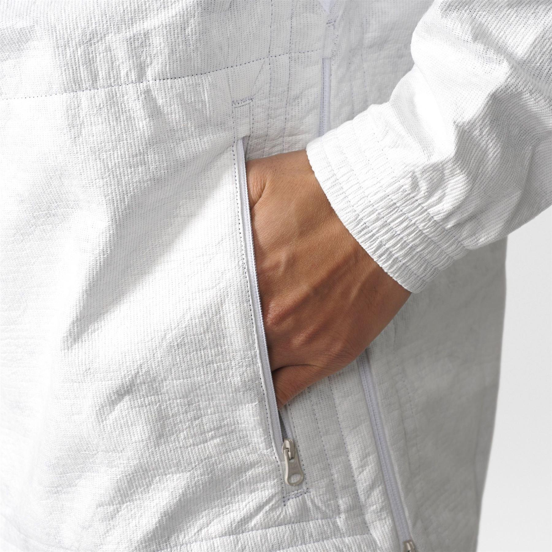 57021a8bb adidas ORIGINALS TOKYO PACK NMD WINDBREAKER WHITE MEN S JACKET PULLOVER RARE
