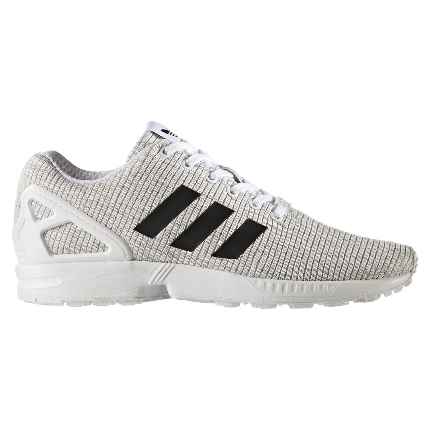 45eaaf5d3 Details about adidas ORIGINALS MEN S ZX FLUX TRAINERS SHOES SNEAKERS WHITE  GYM COMFY NEW BNWT