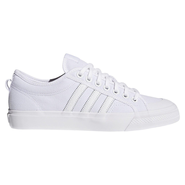 Détails sur Adidas Originaux Nizza Lo Skate Chaussures HOMME Baskets Skateboard Neuf