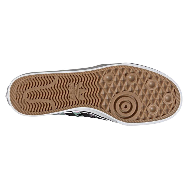 Détails sur Adidas ORIGINALS Homme NIZZA LO Chaussures Multi Baskets Sneakers Tropical toile afficher le titre d'origine