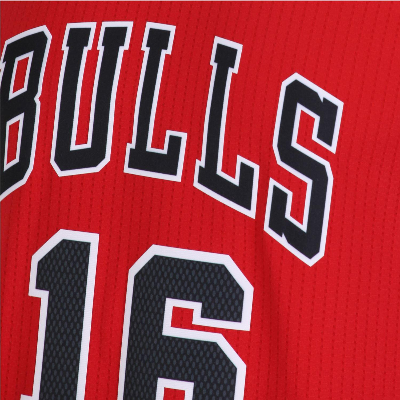 dfcc890de77 adidas CHICAGO BULLS PAU GASOL 16 RED SWINGMAN +2 NBA BASKETBALL XXS XS S M  L XL