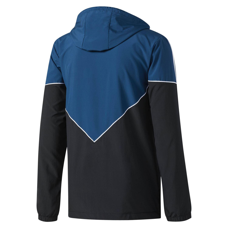 anni Colorado Adidas Giacca nera a Cappotto '90 Premiere Giacca Originale retrᄄᄚ '80 vento anni WE2YeHD9I