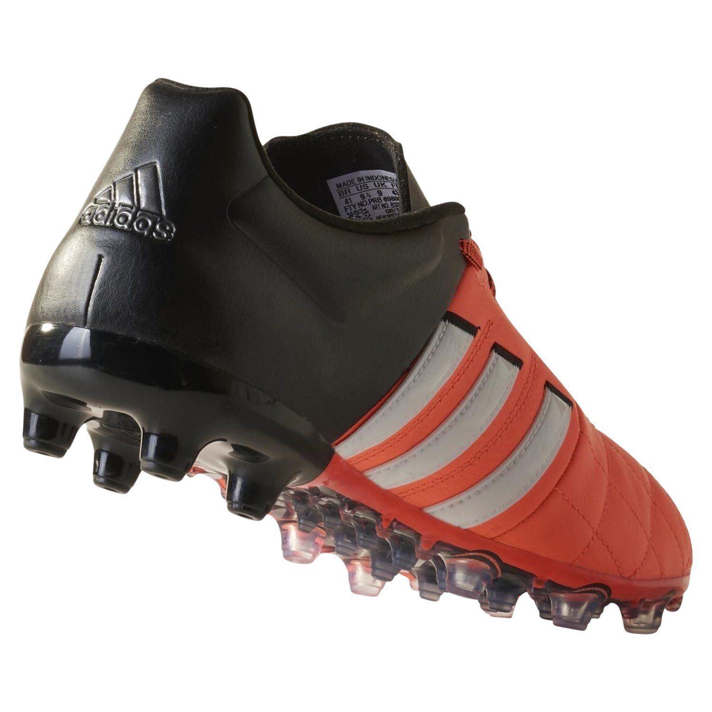 online retailer 5dad6 5e164 Adidas FOOTBALL BOOTS UK 6-12 ACE X 15,2 pelle FIRM GROUND calcio uomini