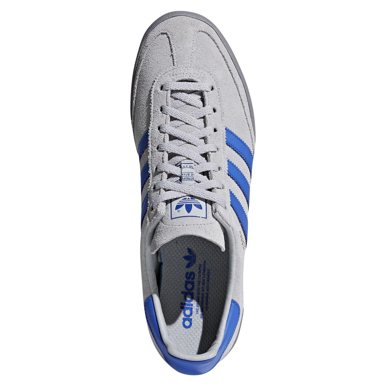 Details zu Adidas Original HERREN Jeans Turnschuhe Turnschuhe Grau Retro Vintage Freizeit