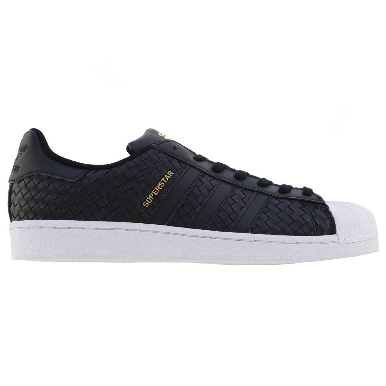Adidas Originali Superstar Scarpe Sportive Adicolor Tessere