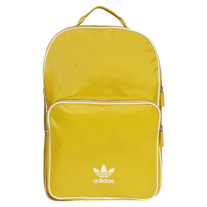 Adidas ORIGINALS CLASSIC ADICOLOR Rucksack gelb COLLEGE UNIVERSITY RETRO e4c8acd5b1