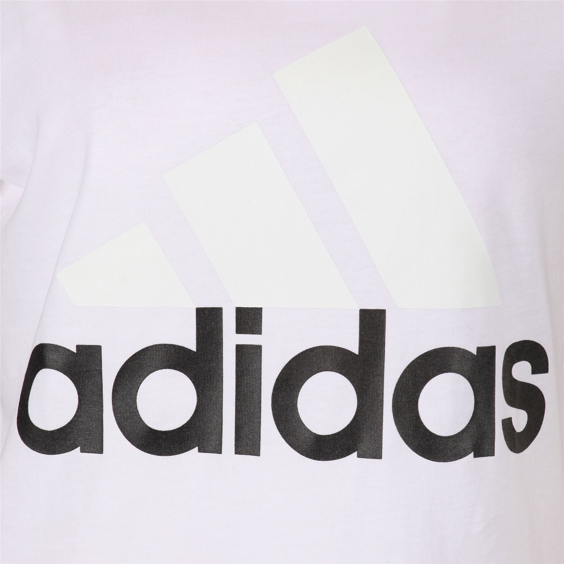 adidas-WOMEN-039-S-ESSENTIALS-LINEAR-T-SHIRT-GYM-BLACK-PINK-WHITE-NAVY-GIRLS-LADIES thumbnail 26