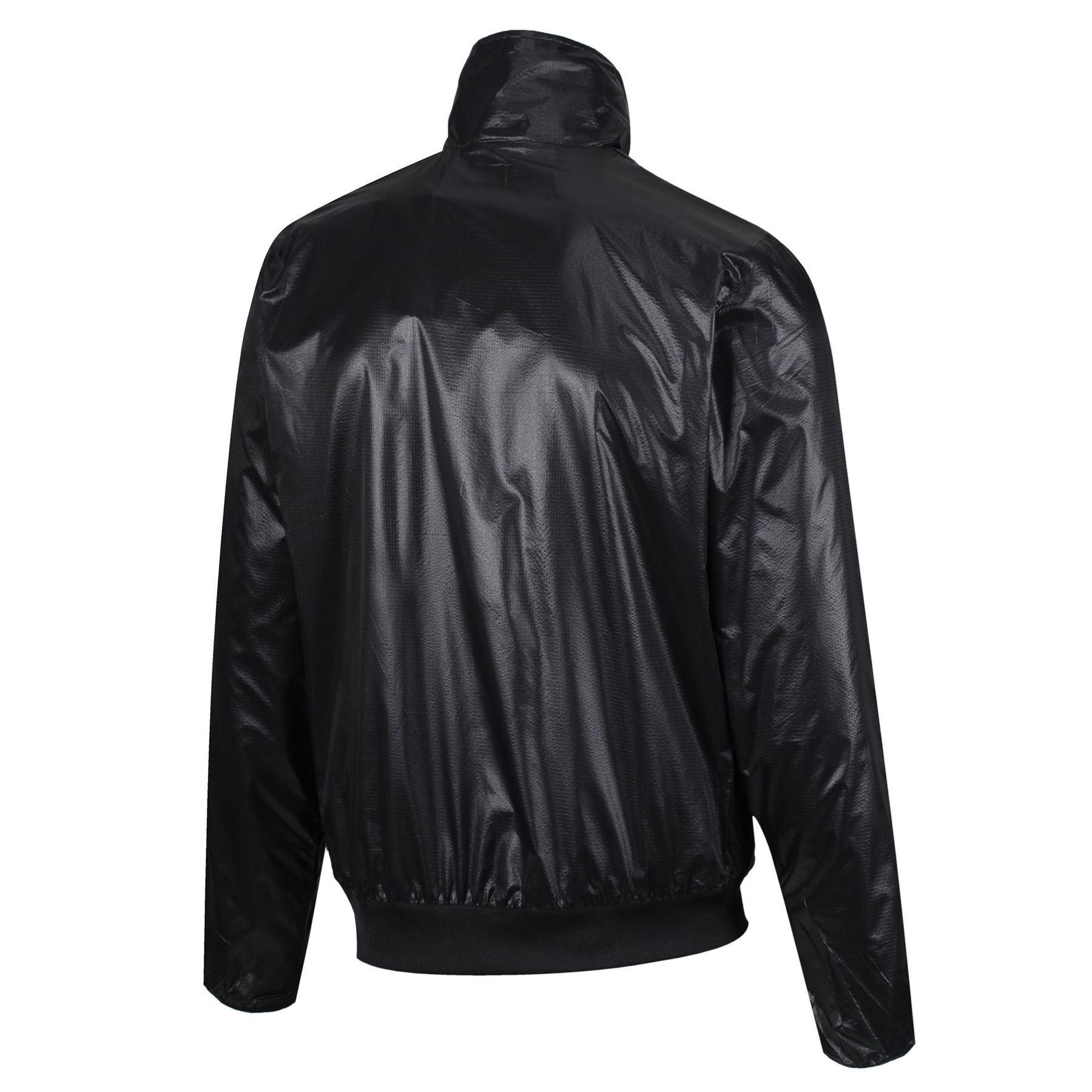 Detalles acerca de Adidas original balance beckenbauer chaqueta negro retro XS S M L con cremallera mostrar título original