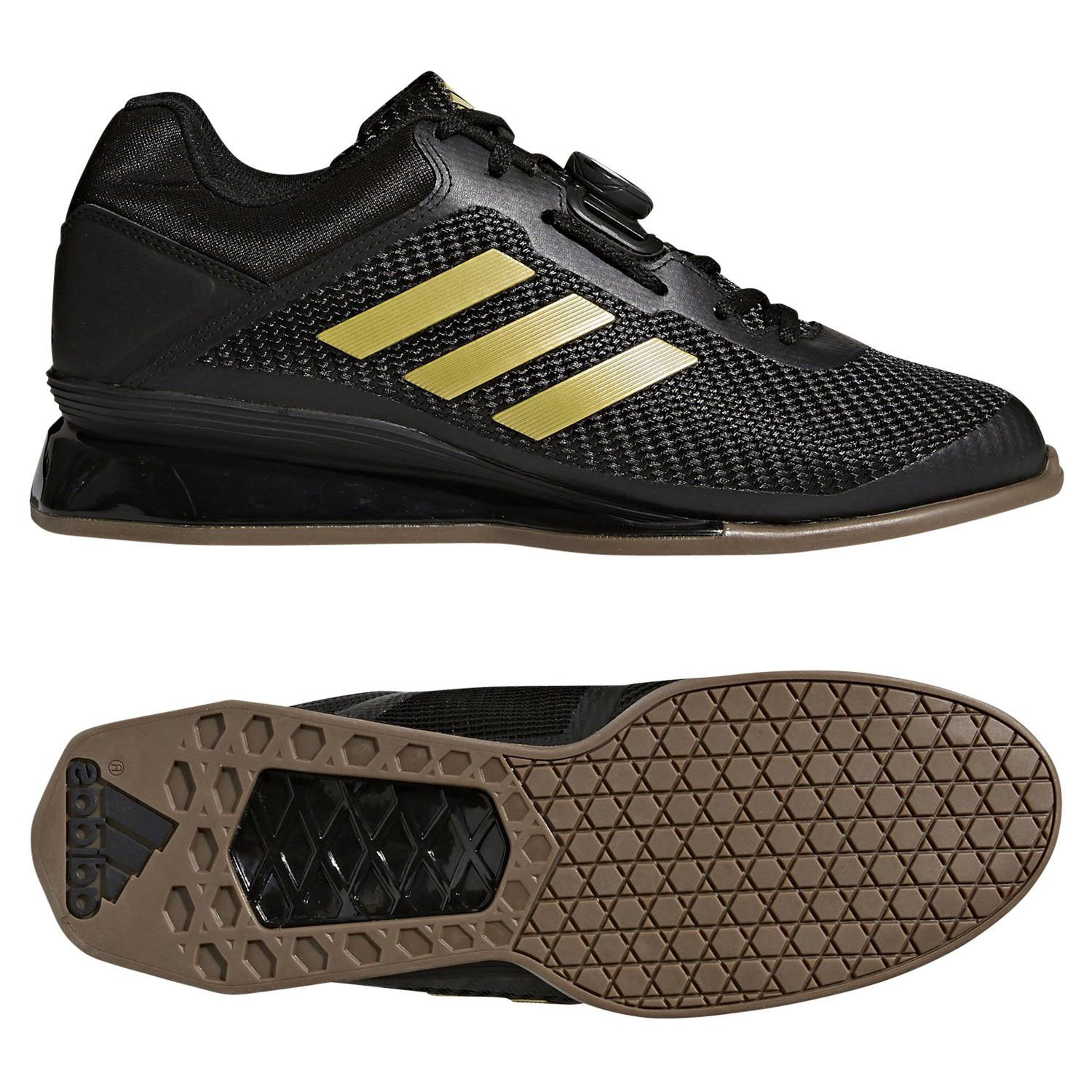 Adidas Powerlifting 2.0 Weightlifting Shoes